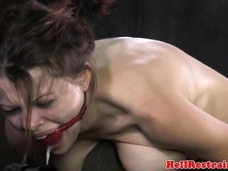 Gagged sub spaked crude until red crude