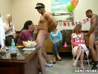 2 Latino strippers came to satisfy lustful to boot hungry lasses