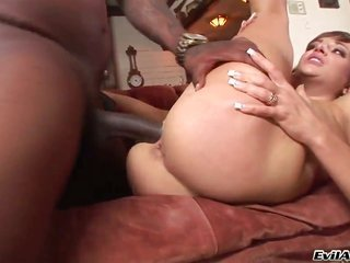 Rico strong is one hard-dicked sir who falls for oral-stimulation getting laid with Jamie Elle thereafter this babe gets assfucked