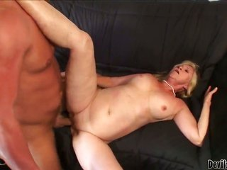 Annabelle Brady keeps her cavity wide make known for the time being getting cummed on