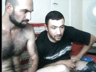 pair of Turks love...in cam