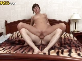 Stacked playgirl Ginger further coarse dicked crony thrill oral sex