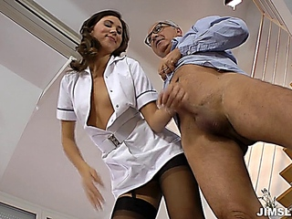anater in ill-lighted pantyhose - jim propel