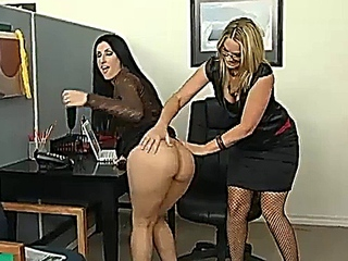 Flower Tucci Anal 2 males 1 female sex