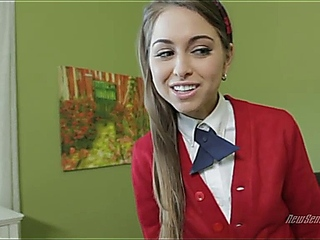 Schoolgirl POV Riley Reid