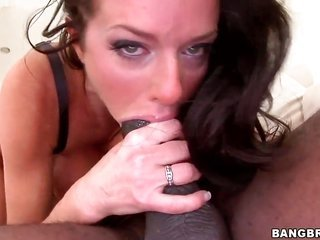 Veronica Avluv taking interracial sexual intercourse to the gross new level