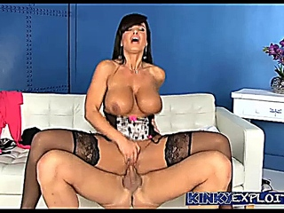 Lisa Ann Riding pecker Compilation #1