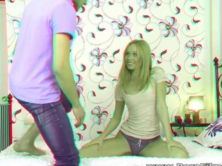 Porn clips 3D - Double-domination with raw anal