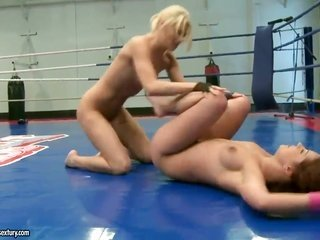 golden-haired hottie Rivas acquires her damp puncture attacked by gay girl Niky Golds tongue