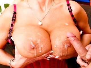 CUMSHOTS-His 1st mother I'd like to fuck