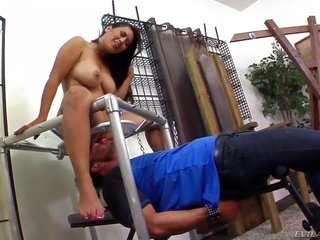 gaze the deal where Dominik Kross likewise Jessica Bangkok are spending time companionably. The chinese maiden is going to castigate the man for the r