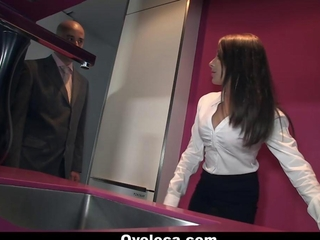 OyeLoca - Latin Realtor is fascinated with To Fuck!