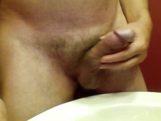 giant load with lots of pre-cum