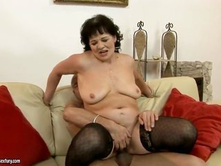 Helena May with monstrous mambos sucks like a copulation vicious species in blowjob action