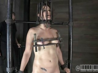 Gagged in addition to bounded cuz torture